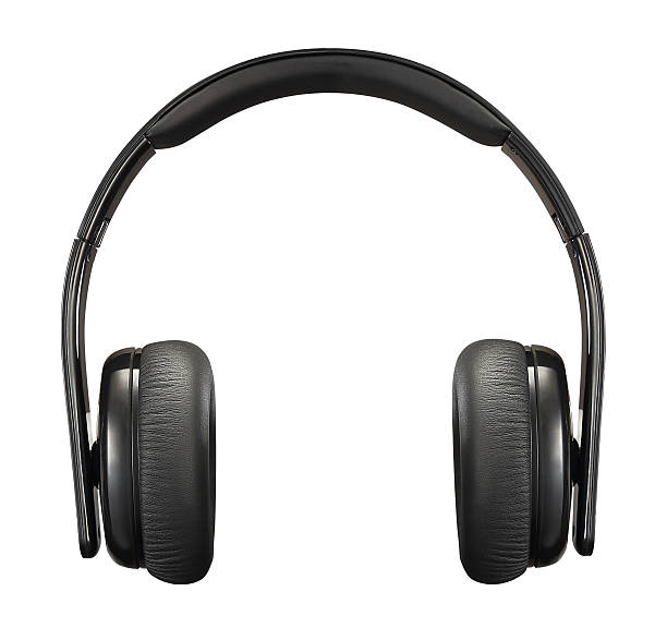 headphone isolated headphone headphones stock pictures, royalty-free photos & images
