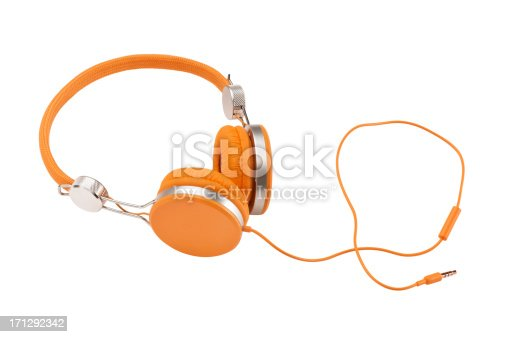 Headphones (Isolated With Clipping Path Over White Background)Please see some similar pictures from my portfolio: