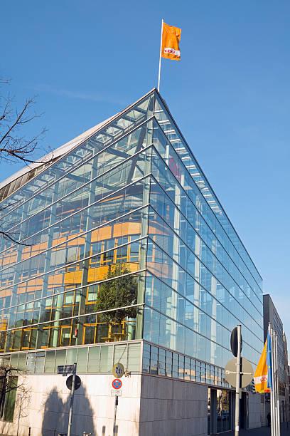 cdu headquarter berlin - la union stock-fotos und bilder