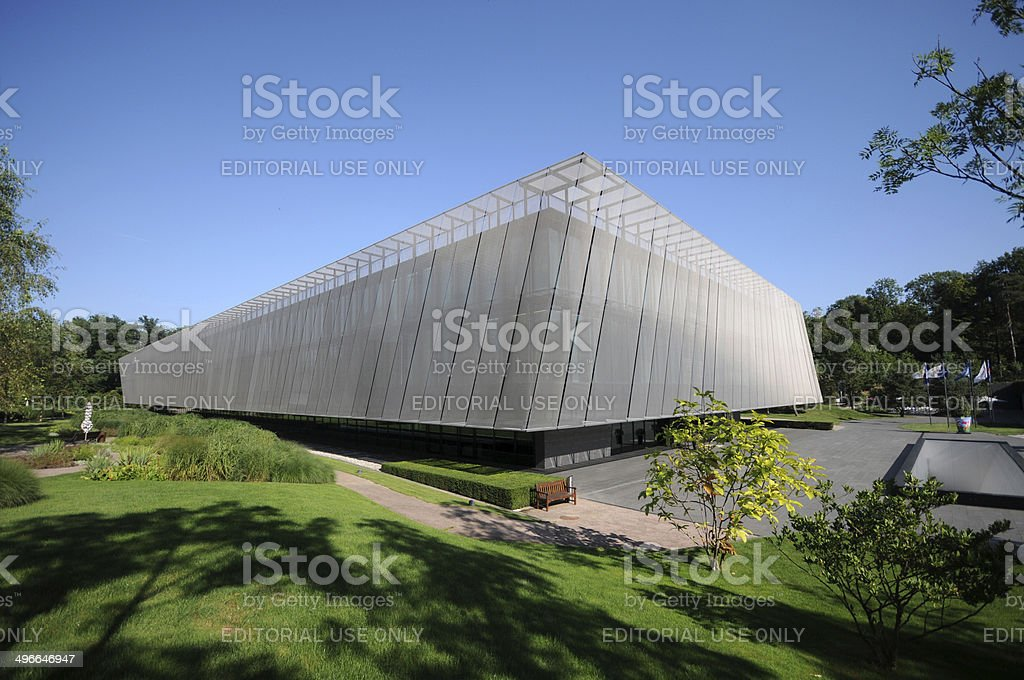 FIFA headquarters - Zurich Zurich, Switzerland - August 21, 2013: The global headquarters of the world football association FIFA (Fẻdẻration Internationale de Football Association) in Zurich Business Stock Photo