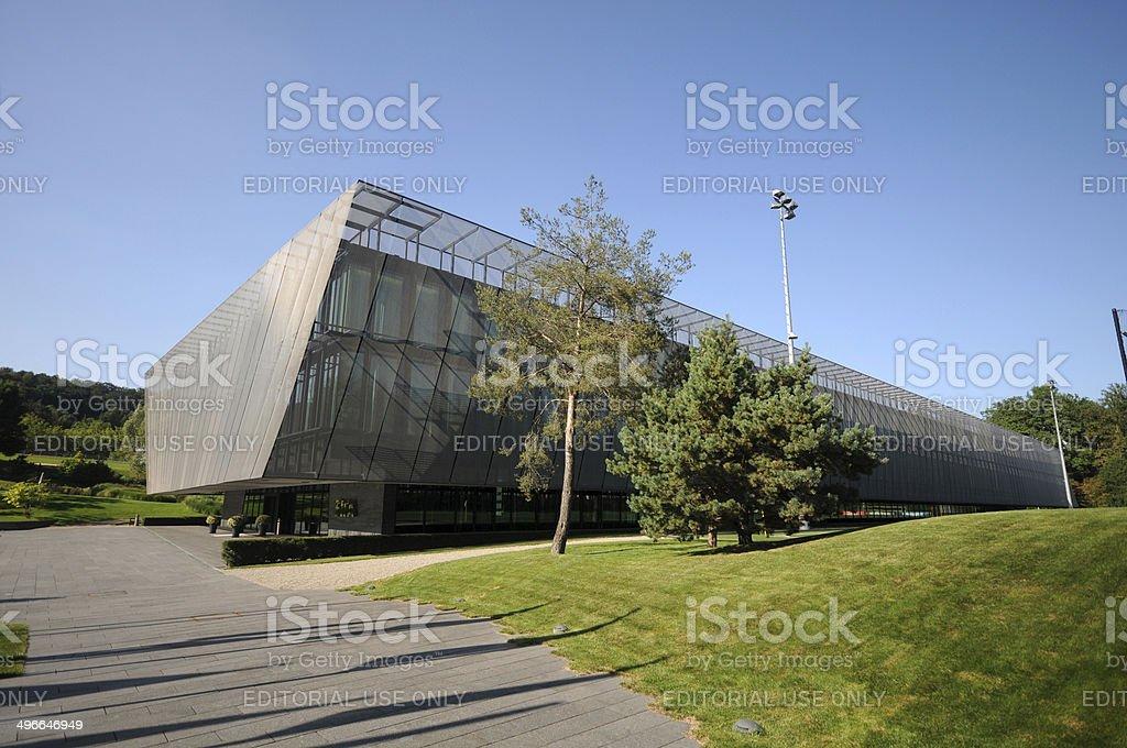 FIFA headquarters - Zurich stock photo
