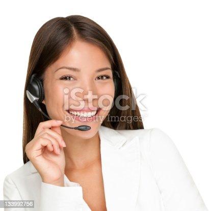 istock headset woman 133992756