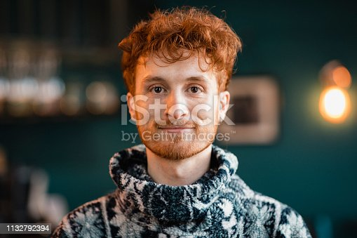 istock Headshot of a Young Adult 1132792394