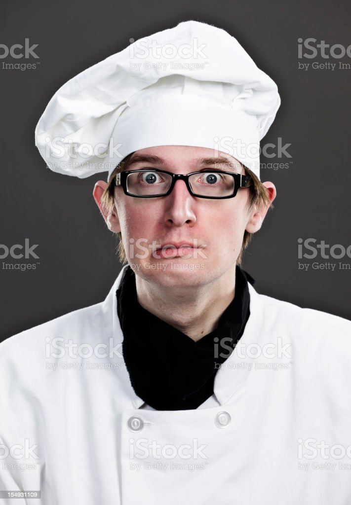 Headshot of a Young Man royalty-free stock photo