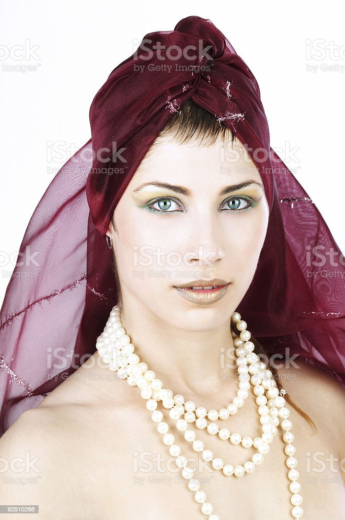 Headshot royalty-free stock photo