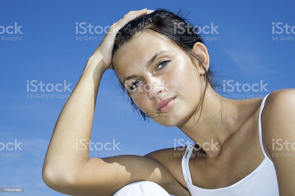 Health and Beauty royalty-free stock photo