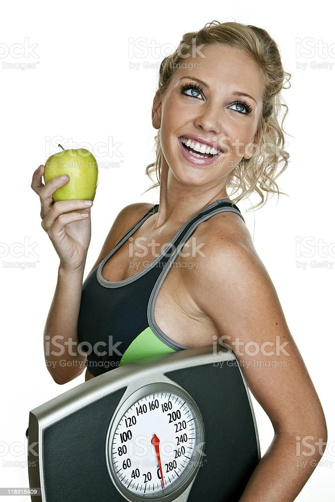 Health and diet royalty-free stock photo