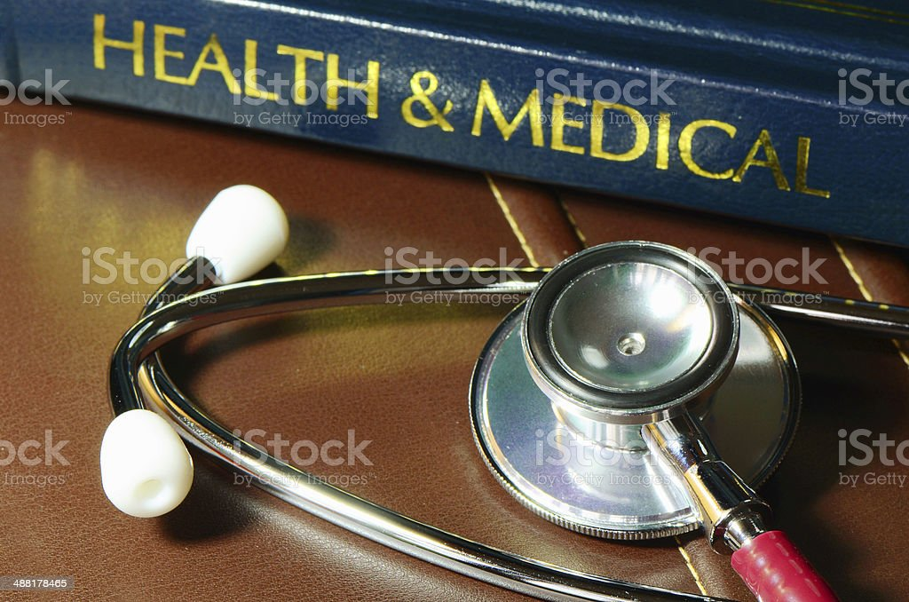 Health and medical. stock photo