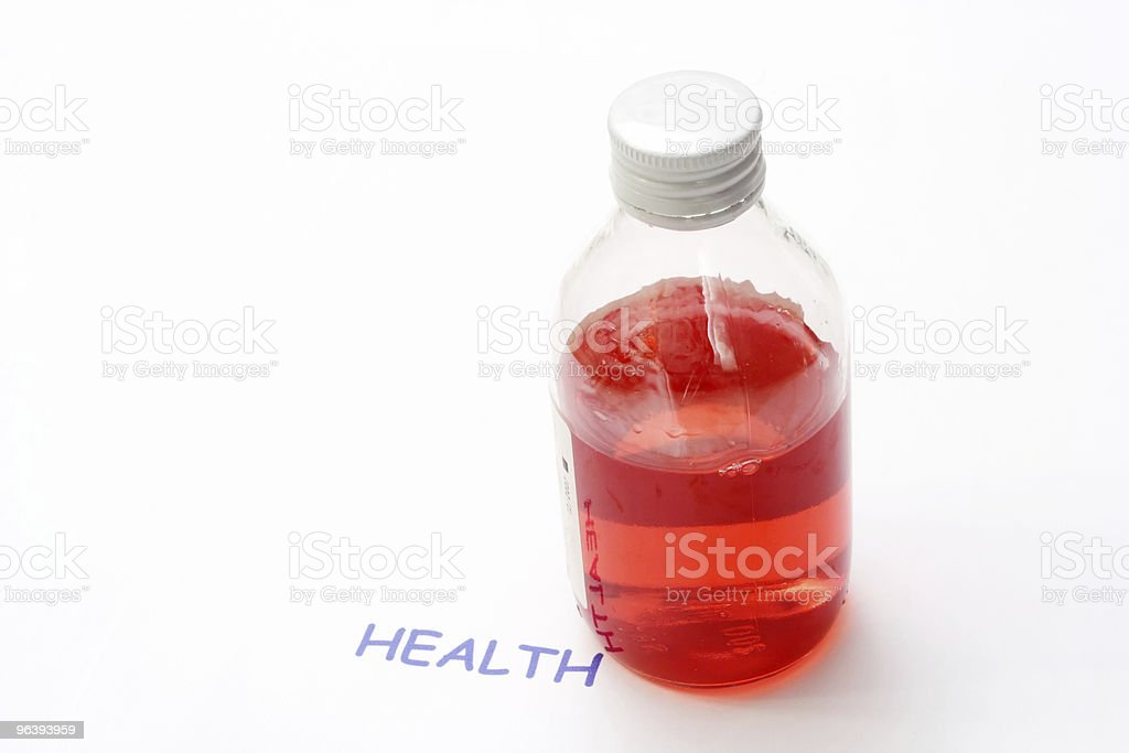 Health and Medicine - Royalty-free Bottle Stock Photo