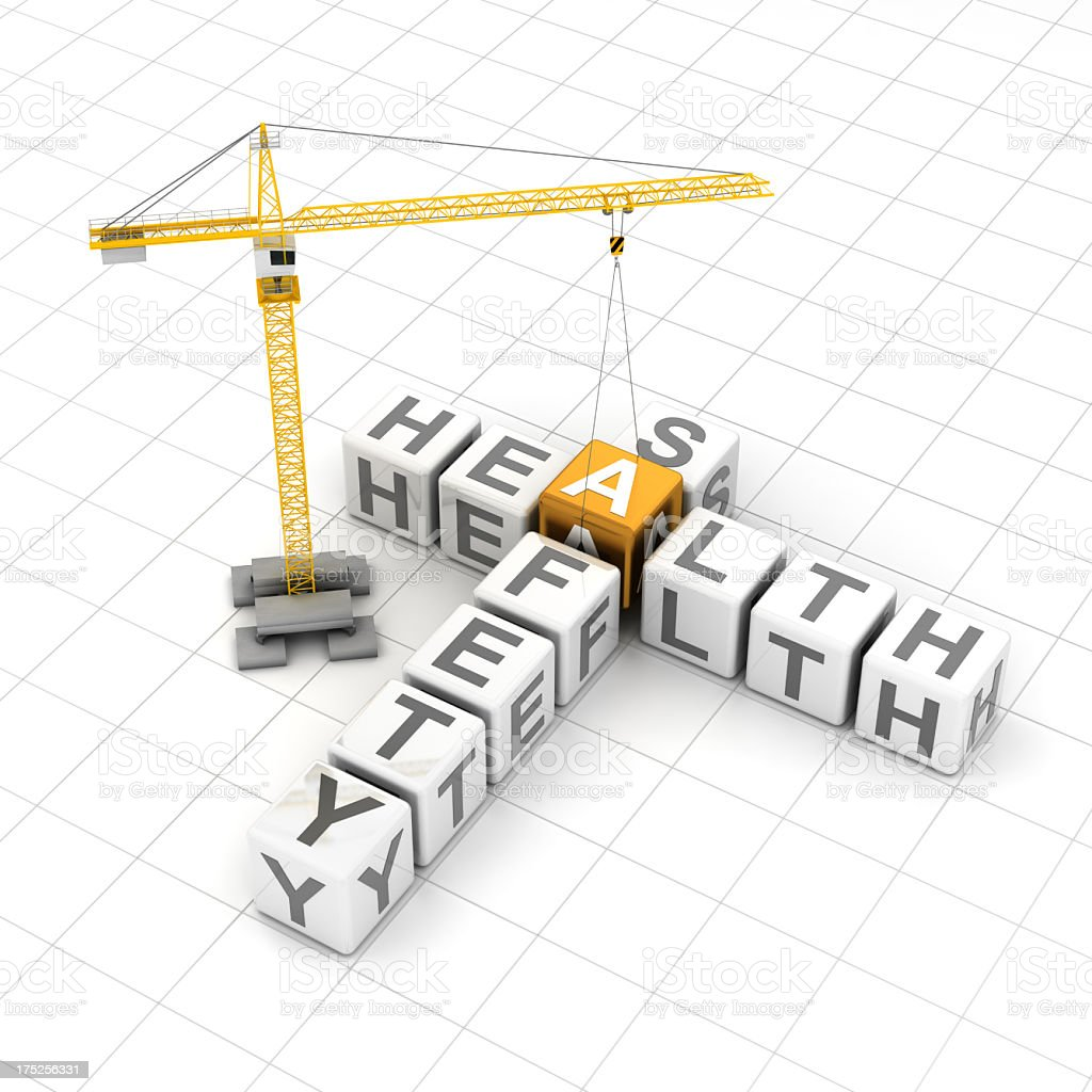 Health and safety concept royalty-free stock photo