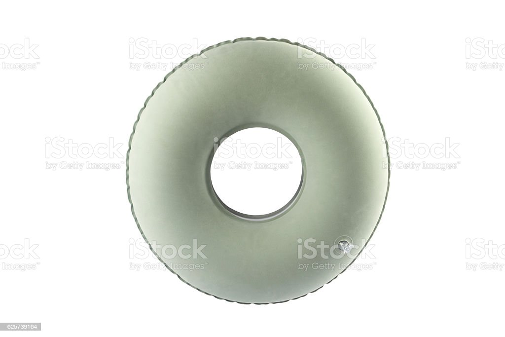 Health And Yoga Donut Seating Cushion - foto de stock