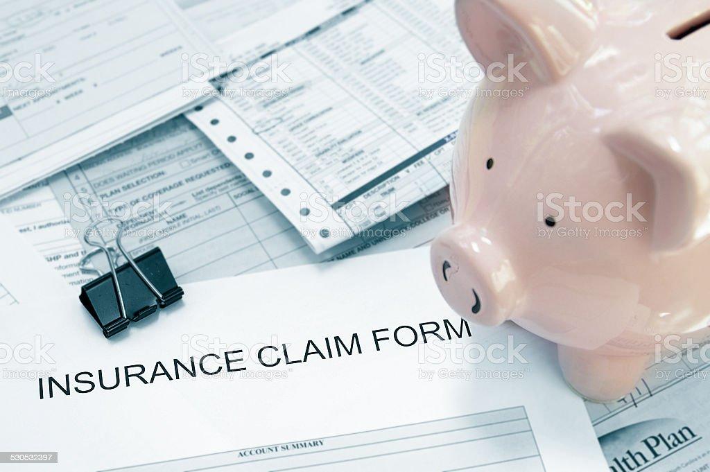 health care billing stock photo