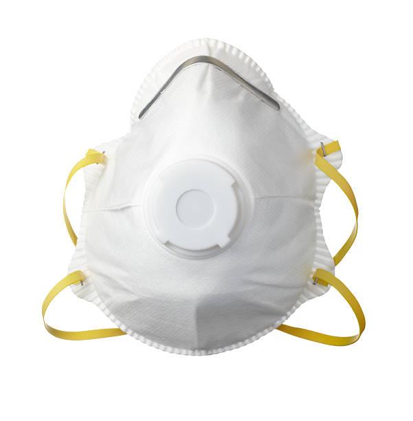 gesundheitswesen medizin maske - luftfilter stock-fotos und bilder