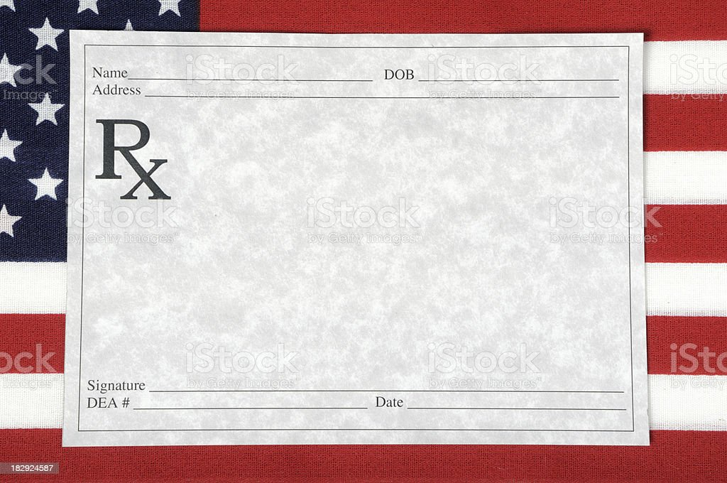 US Health Care royalty-free stock photo