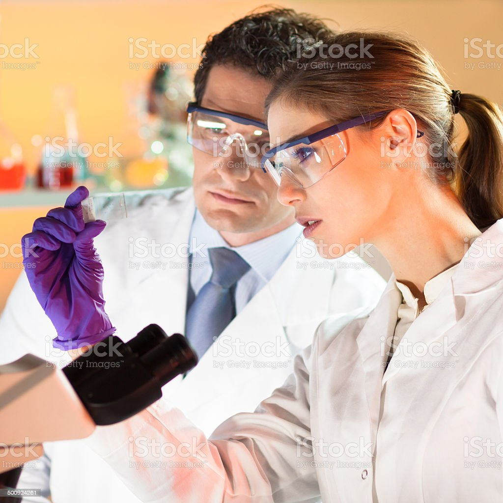 Health care professionals. stock photo