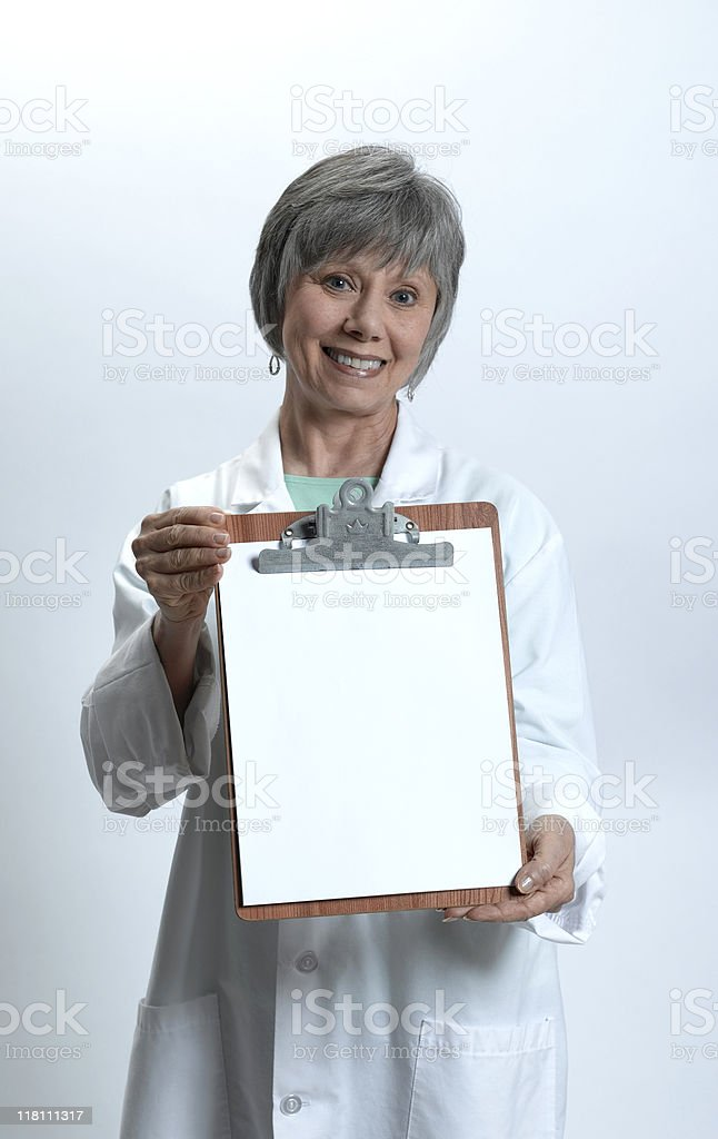 Health Care Worker royalty-free stock photo