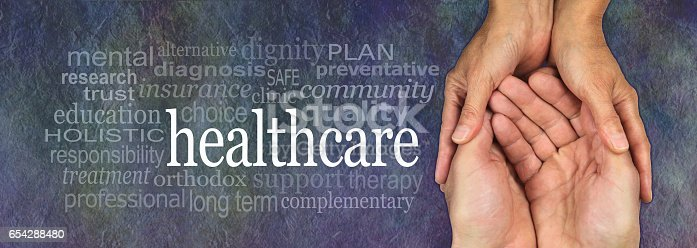 istock Health care worker word cloud 654288480