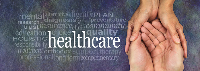 istock Health care worker word cloud 654288480