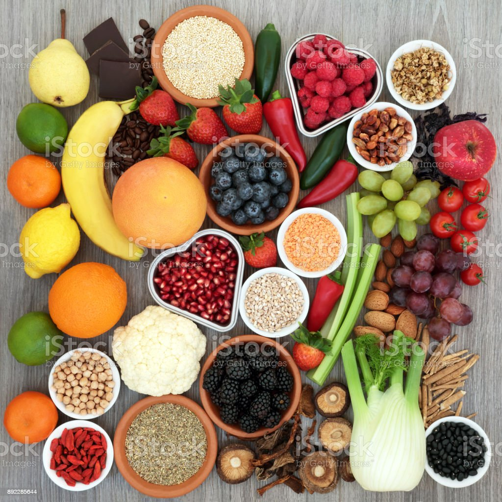 Gesunde Ernährung für eine Diät – Foto