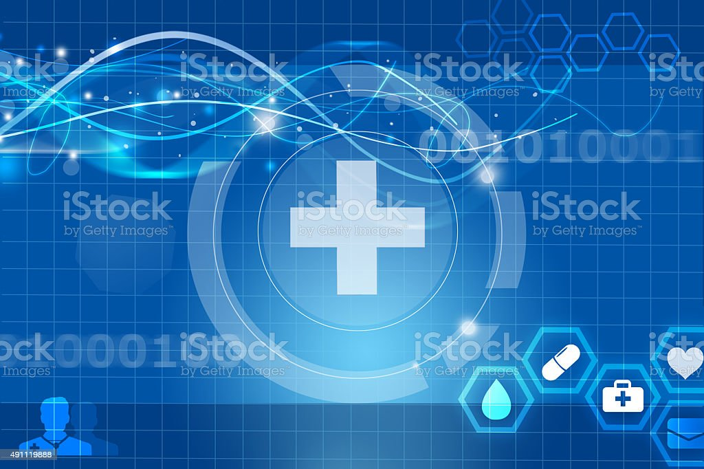 health future medical app stock photo