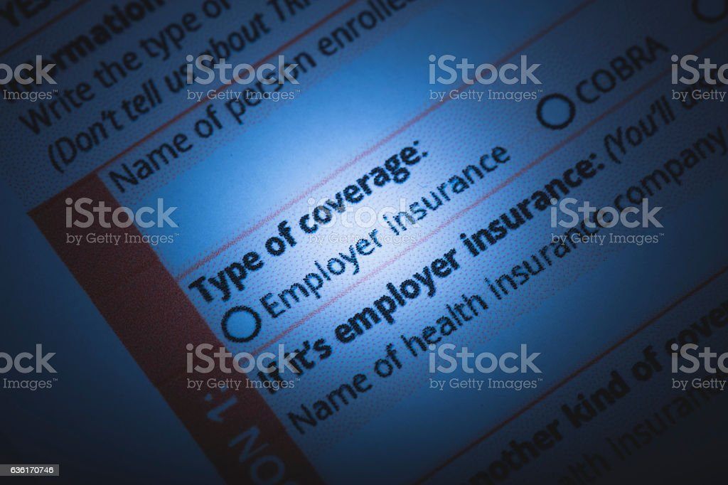 Health Insurance Stock Photo - Download Image Now - iStock