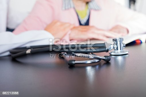 istock Health insurance 682213588