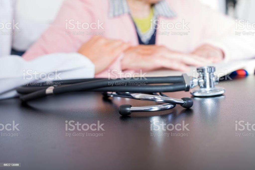 Seguro de saúde  - foto de acervo