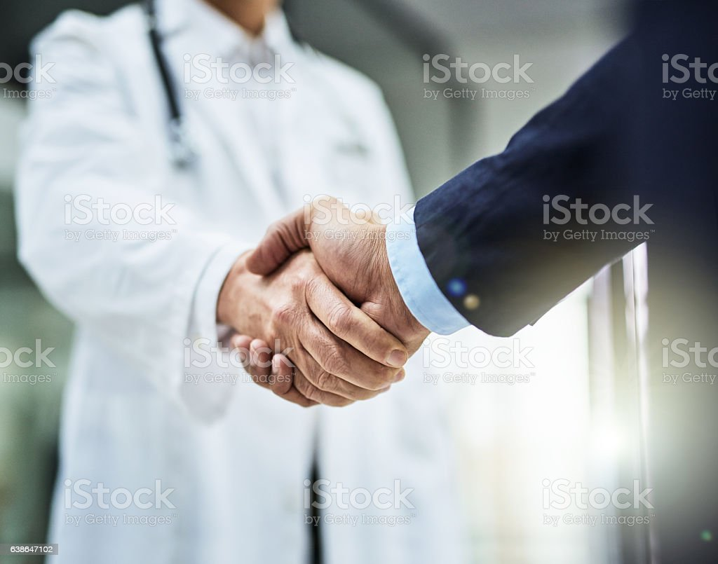 Health is wealth stock photo