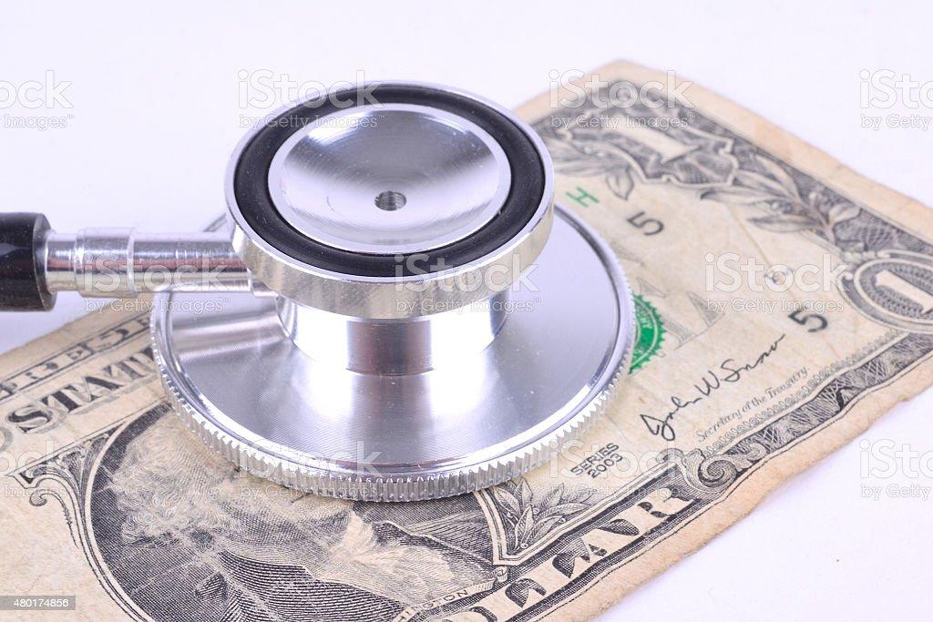 Health of the Economy stock photo