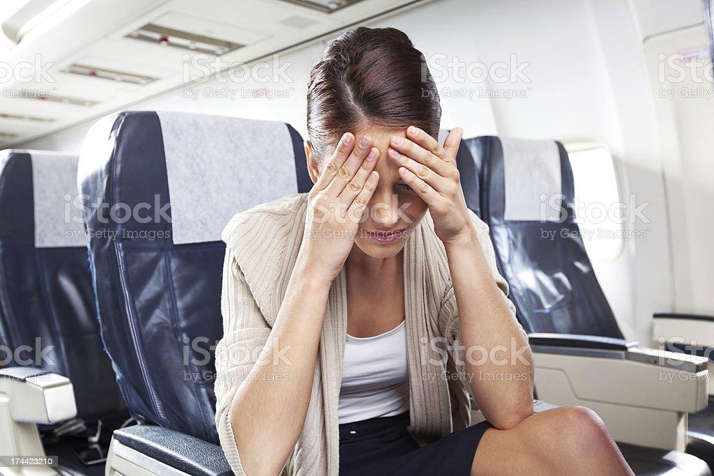 problem mit dem Flugzeug – Foto