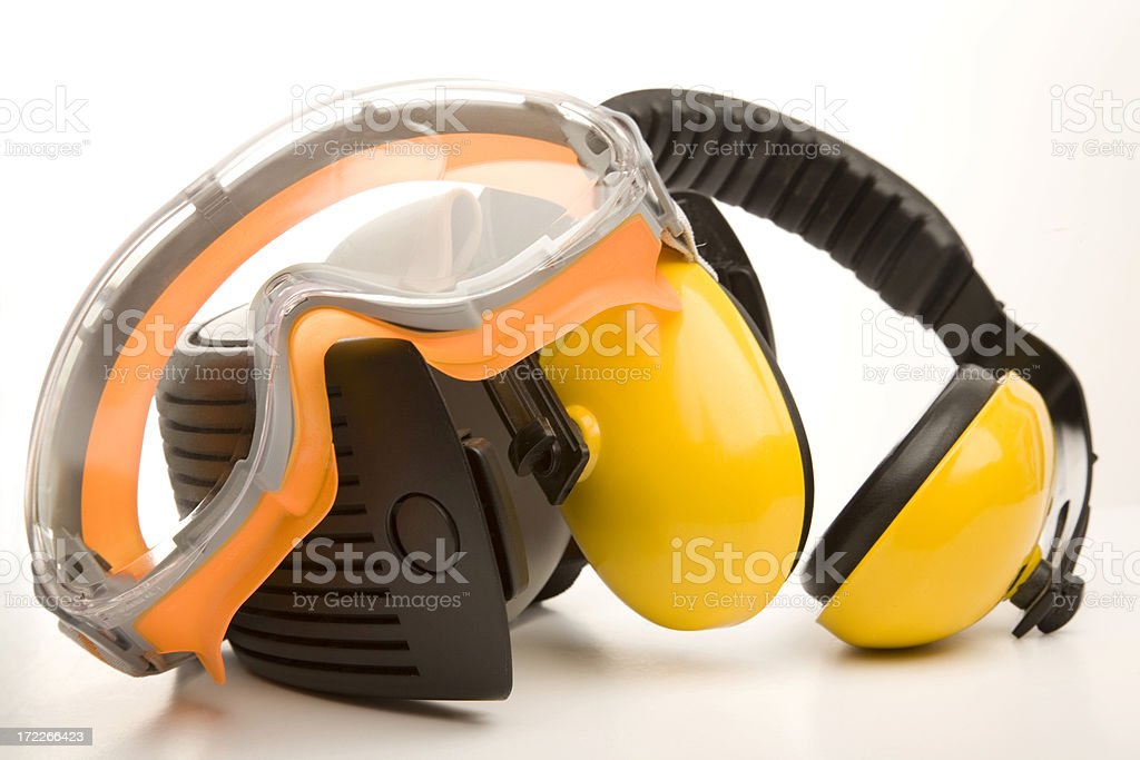 Health & Safety royalty-free stock photo