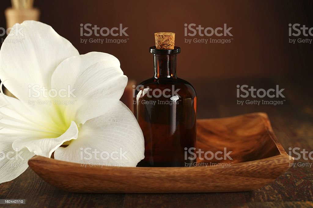 Health Spa -Aromatherapy stock photo