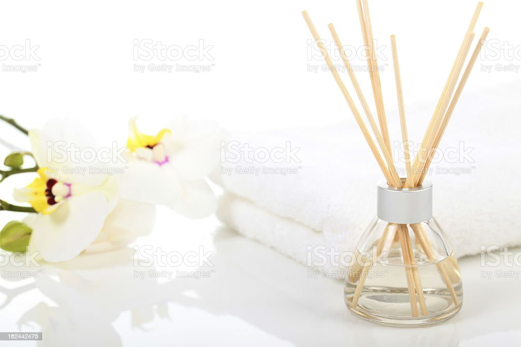 Health Spa stock photo