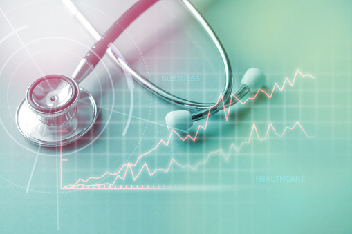 istock Healthcare and medical business concept 1146913659