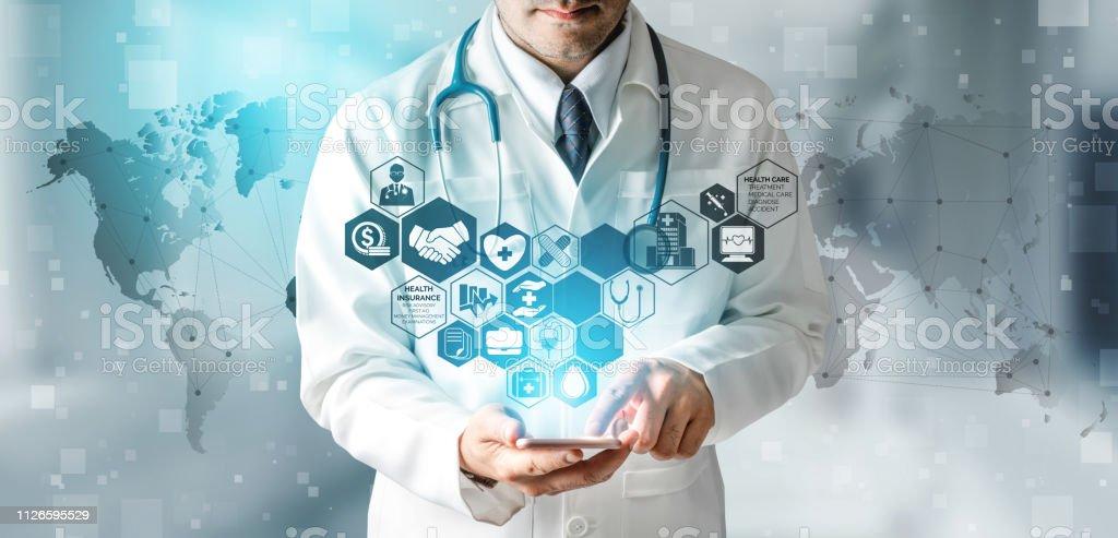 Medizinisches Konzept. – Foto