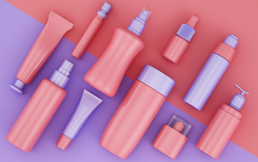 Healthcare cosmetics products