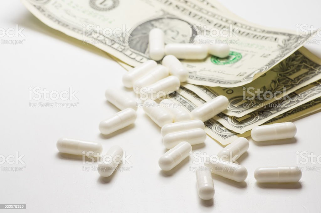 Healthcare Cost stock photo
