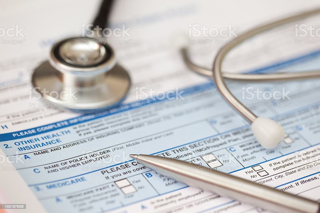 Healthcare royalty-free stock photo