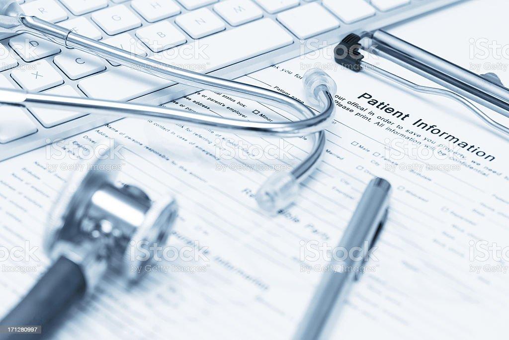 Healthcare royalty-free stock photo
