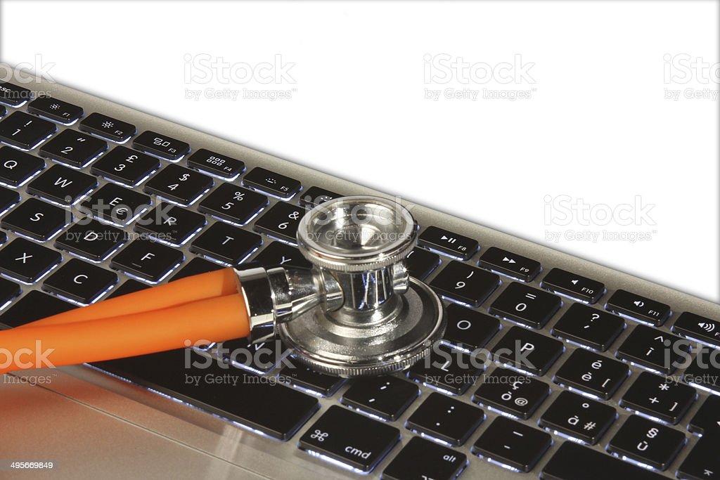PC Healthcare stock photo