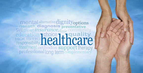 istock Healthcare Word Cloud 673511640