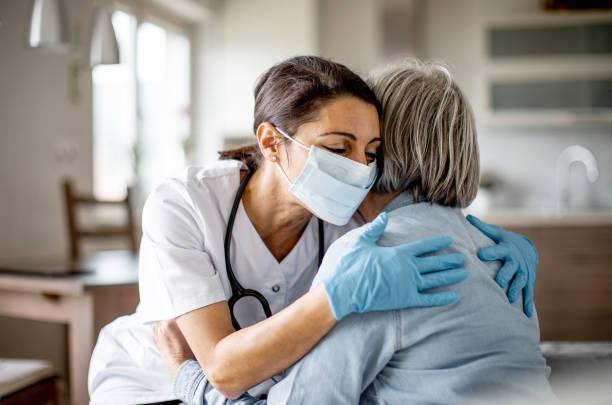 Healthcare worker at home visit picture id1225865628?b=1&k=6&m=1225865628&s=612x612&w=0&h=glbg7xrfaaaxabgnp7ubx aoqrdwlw6xvkw2pikcgpw=