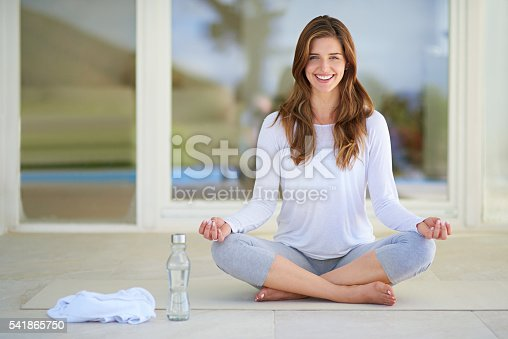 istock Healthiness and happiness go hand in hand 541865750