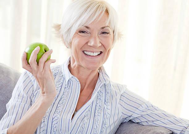 Healthy Age stock photo