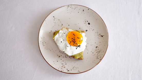 Healthy And Fresh Toasts Stock Photo - Download Image Now