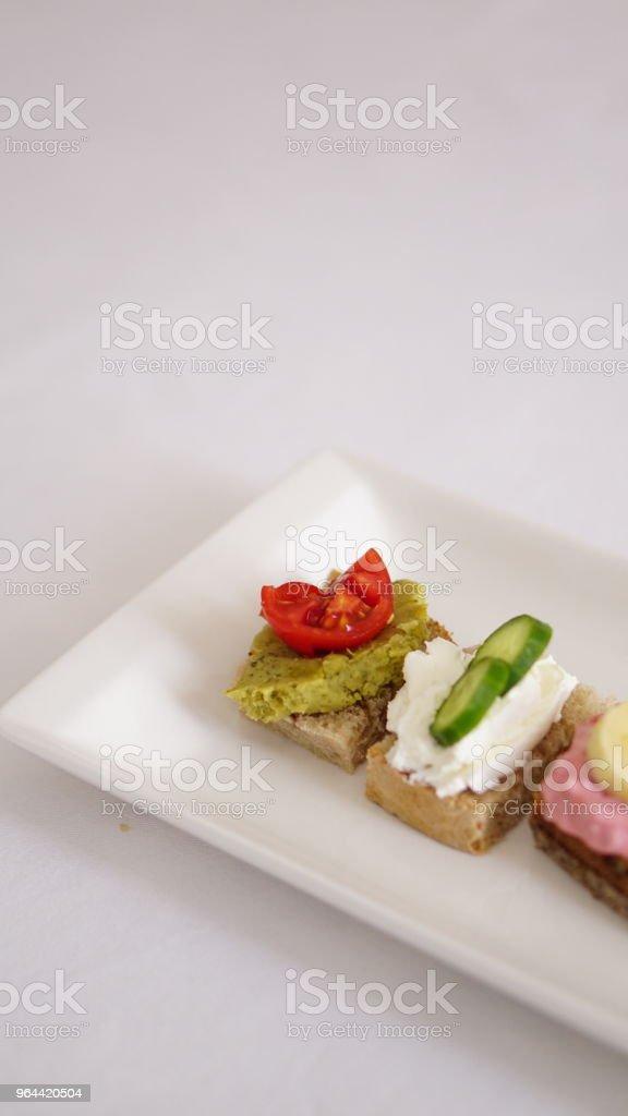 saudáveis e frescas de brindes - Foto de stock de Abacate royalty-free