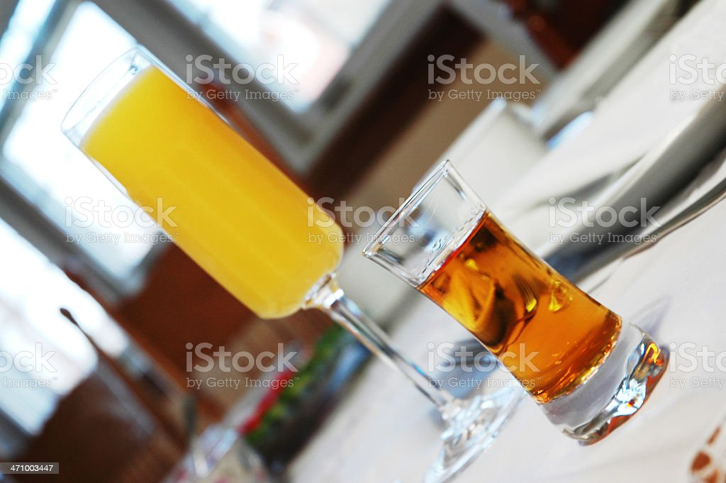 Healthy and Not royalty-free stock photo