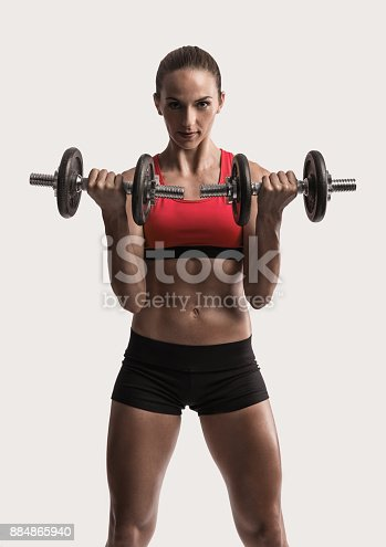 884865956 istock photo Healthy and Strong 884865940