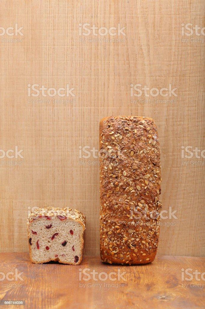 Healthy bread foto stock royalty-free