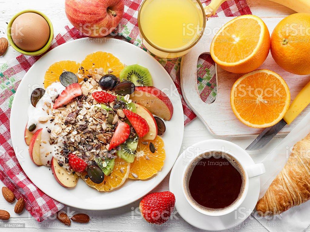 Desayuno Saludable Ingredientes Foto De Stock Y Más Banco
